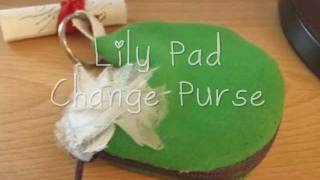Lily Pad Change Purse Thumbnail