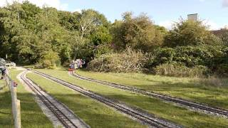 Surrey S.m.e. Leatherhead Miniature Railway