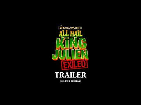 All Hail King Julien: Exiled - Trailer (fanmade) [MAY CONTAIN SPOILERS]