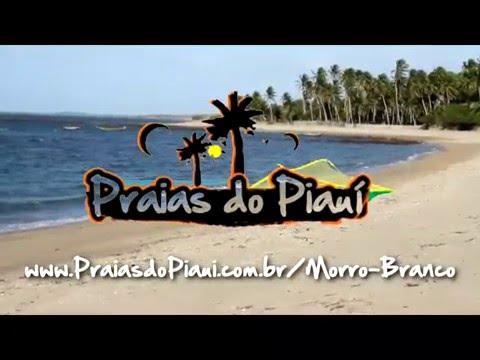 Praias do  Piauí - Morro Branco