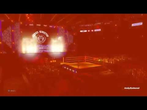 WWE 2K17: New Hidden Feature... with wasted potential (Entrance Music Mashups)