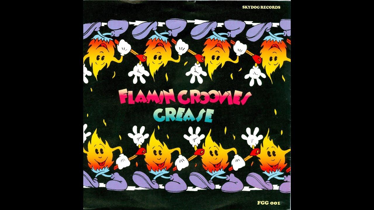 Flamin' Groovies, The - Way Over My Head