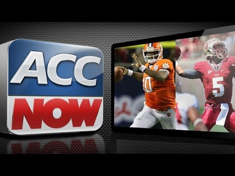 ACC NOW | Tajh Boyd and Jameis Winston Semifinalists for Maxwell Award | ACCDigitalNetwork
