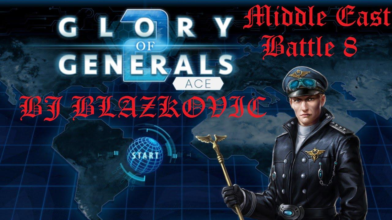 Glory of generals 2 ace коды