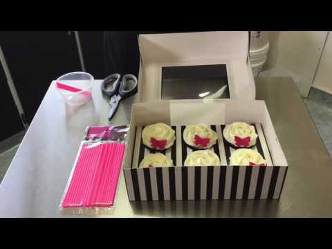 How To Pack Cupcakes For Shipping