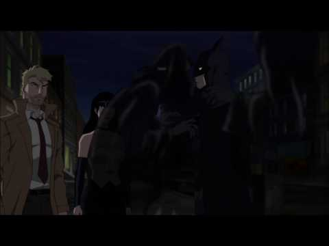 Justice League Dark - Batman and The Death Shrouds