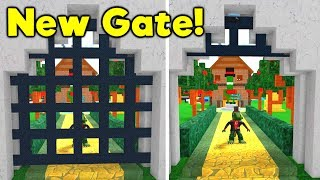 House Build Ep.10: New Gate! - ROBLOX Build a Boat