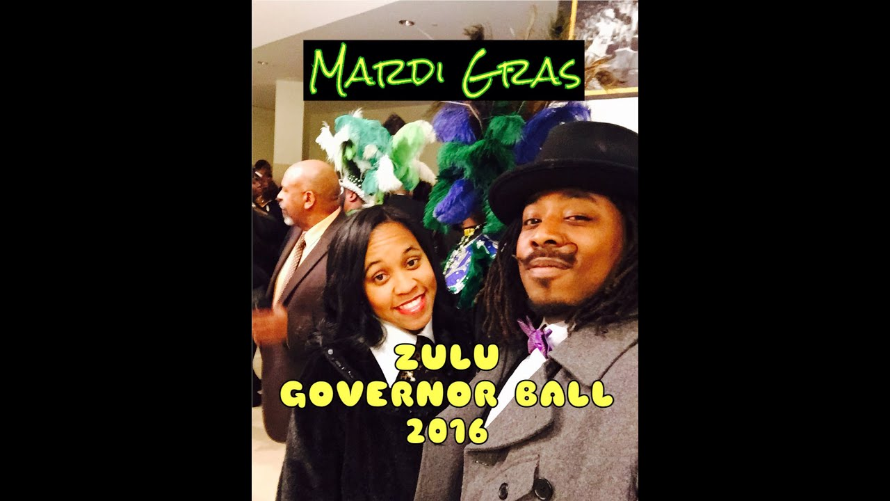Mardi gras zulu governor 2016 ep 38 youtube