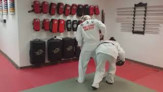 Hapkido techniques at Toronto Martial Arts school   Toronto Hapkido Academy
