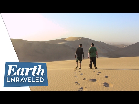Huacachina, Peru - Sand dunes and Sandstorms