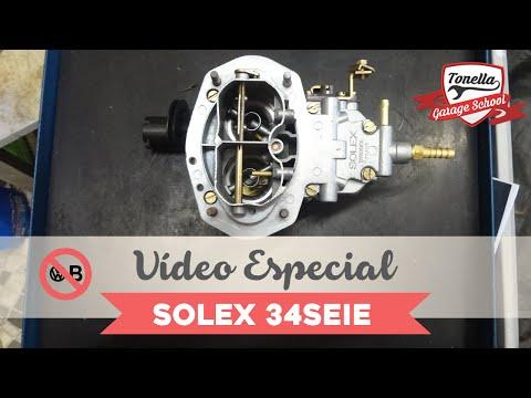 Tonella - Carburador SOLEX 34SEIE