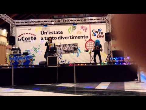 People from Ibiza - LA CORTE LOMBARDA by ALEX E MARK [fb: KARAOKE CON ALEX E MARK]