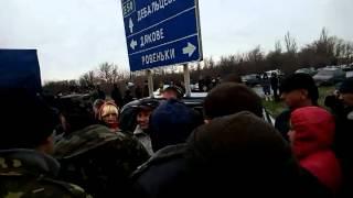 Часть 7   В городе Ровеньки, Луганской обл  было задержано 3 Камаза с военными и оружием  13 04 2014(, 2014-04-13T20:07:32.000Z)