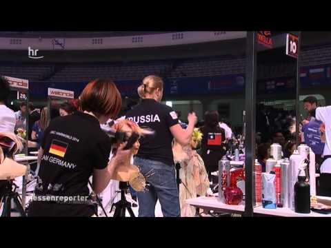 Friseurweltmeisterschaft in Frankfurt