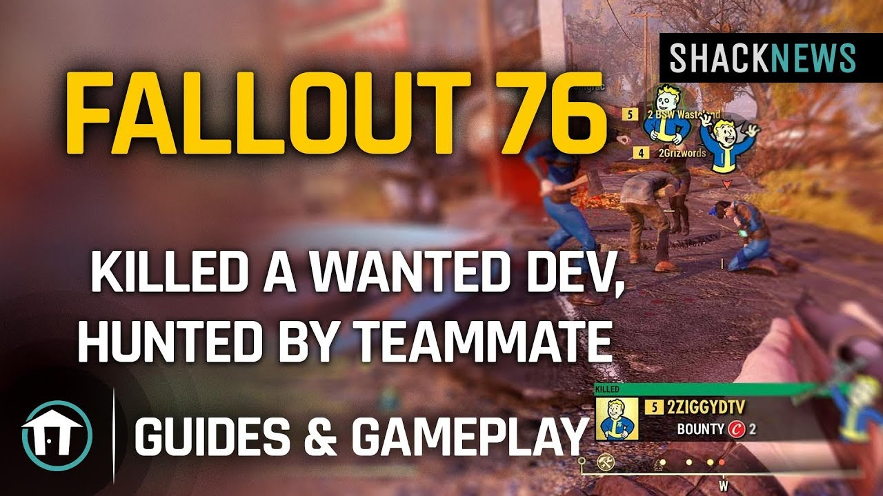 Посмотрите более 3 часов геймплея Fallout 76 с закрытого пресс-показа — ядерные атаки, создание персонажа и перестрелки