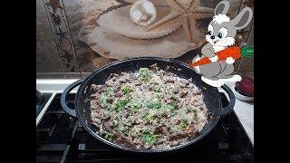 Рецепт приготовления зайца. Заячьи потрошки