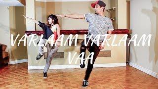 BAIRAVAA | VARLAAM VARLAAM VAA | PREMGOPAL KIRUTHIKA |DANCE COVER