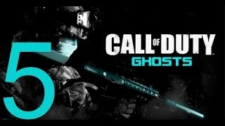 Call of Duty Ghosts (Призраки) прохождение часть 5. Миссия