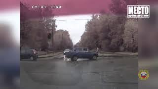 Погоня за диким шофёром на шестёрке  Место происшествия 19 07 2019