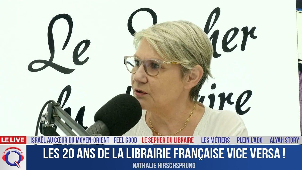 Les 20 ans de la librairie française Vice Versa ! - Le Sepher du Libraire#121