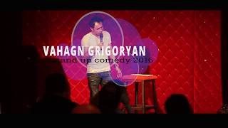 Vahagn Grigoryan stand up 2016,dimackun kanayq