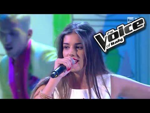 Giuliana Ferraz: Shimbalaie | The Voice Of Italy 2016: Liveshow