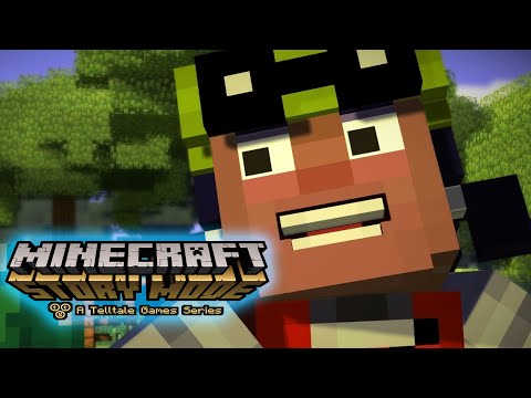 Minecraft: Story Mode FUNNIEST MOMENTS