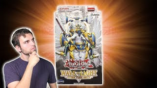*NEW* YuGiOh Wave of Light Structure Deck Opening & Review!