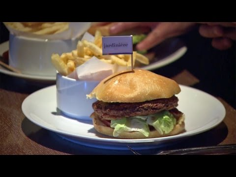 'Impossible' Meat-Free Hamburger Debuts At Upscale S.F. Restaurants