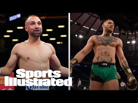 Conor McGregor's Sparring Partner Paulie Malignaggi Quits Camp | SI Wire | Sports Illustrated