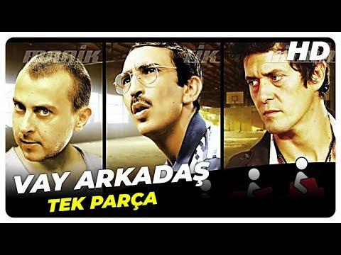 Vay Arkadaş   Ali Atay Türk Komedi Filmi Full İzle (HD)