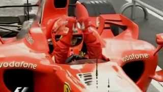 michael schumacher tribute ferrari