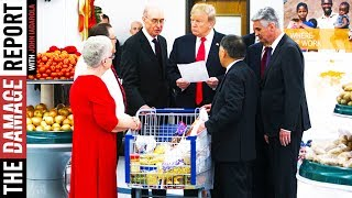 Trump Has No Idea How Grocery Stores Work
