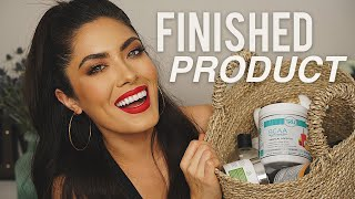 Empties! Will I buy these products again? | Melissa Alatorre