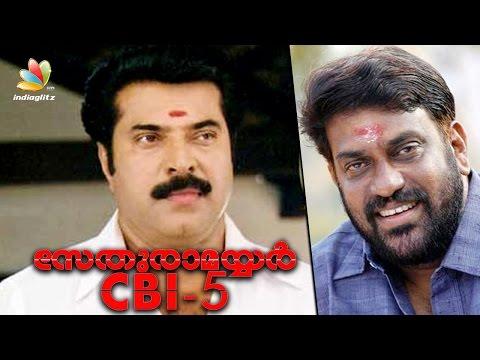 വരുന്നു അഞ്ചാം ഭാഗവുമായി സേതുരാമയ്യർ |Mammootty in Sethurama Iyer 5  | Latest Malayalam Cinema News