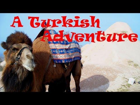 A Tour of TURKEY: Istanbul, Cappadocia, Pamukkale, Hot Springs & More!