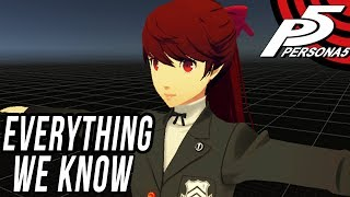 Persona 5 the Royal - Everything We Know So Far!