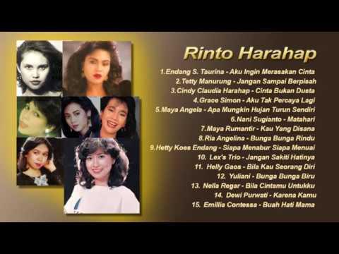 Karya Emas Rinto Harahap - Kumpulan Lagu Lawas Kenangan Nostalgia 80an