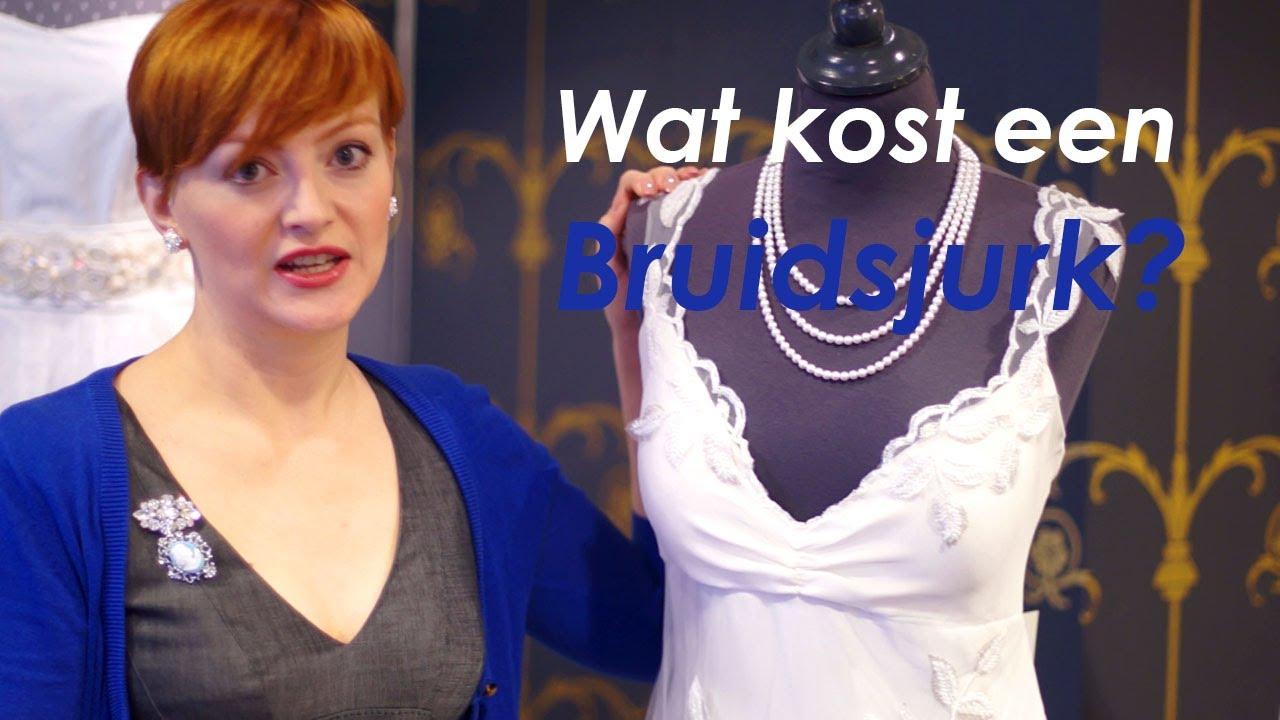 Bruidsjurken Prijzen.Wat Kost Een Trouwjurk Informatie Over Prijzen En Budget Voor Als