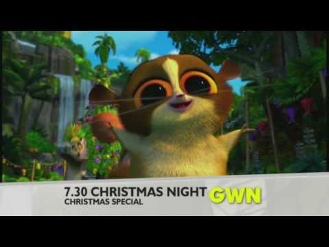 GWN Promo: Merry Madagascar (2010)
