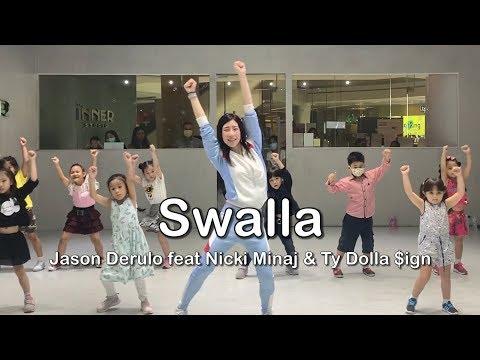 INNER KIDS DANCE 'Swalla' - Jason Derulo Feat Nicki Minaj & Ty Dolla $ign  Ep.2