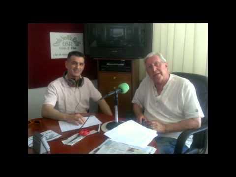 Entrevista en Onda Sevilla Radio 22-6-10 (Raúl Cabral)