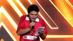 Андреан Бекяров - X Factor кастинг (10.09.2015)
