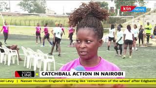 Catchball tournament held at City Stadium, Nairobi   SCORELINE