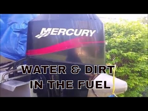 Mercury outboard running rough – Purging the fuel system – Troubleshooting Part 2