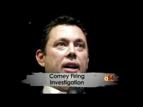 Comey Firing Investigation