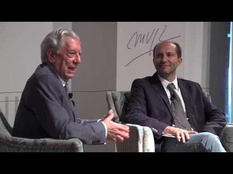 Cursos de Verano UCM 2016 - Diálogo con Mario Vargas Llosa