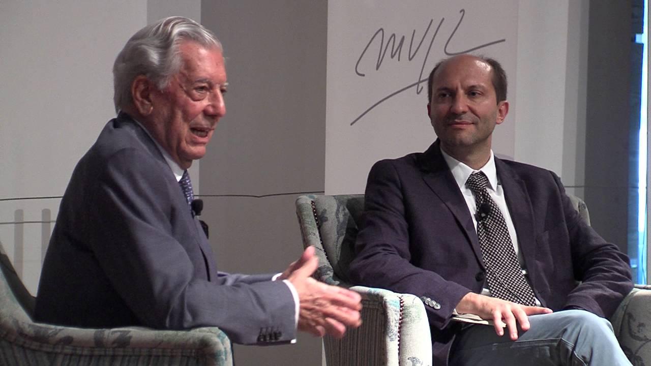 Download Cursos de Verano UCM 2016 - Diálogo con Mario Vargas Llosa