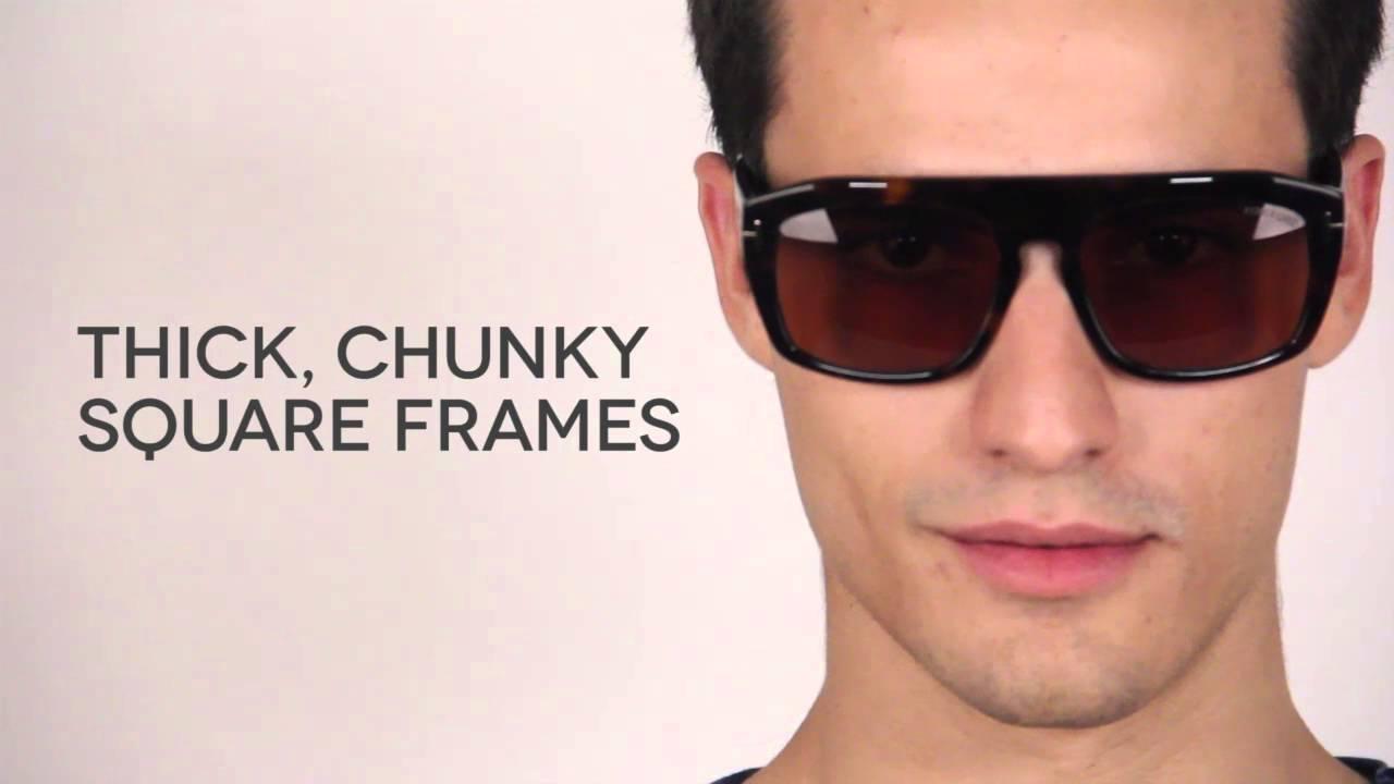 Chunky Glasses Frames