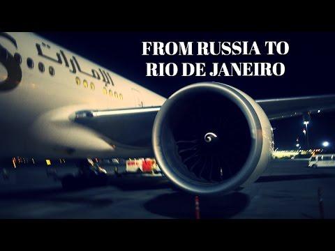 From Moscow to Rio de Janeiro 4K